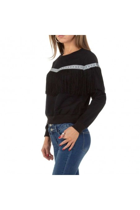Damen Sweatshirt von Drole de Copine - black
