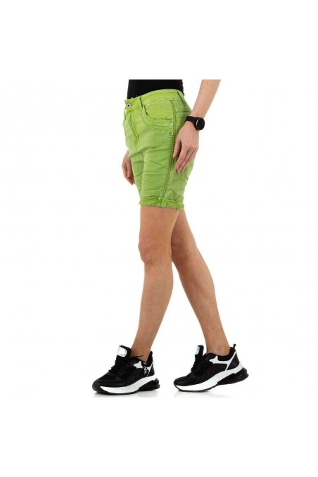 Damen Shorts von Jewelly Jeans - green