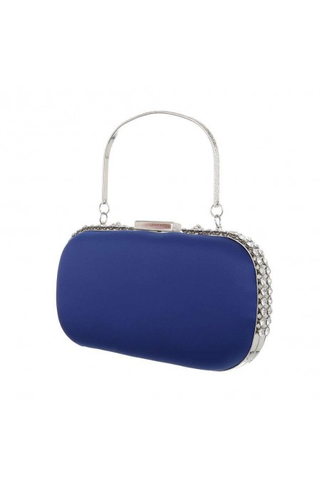Damen Abendtasche - royalblue