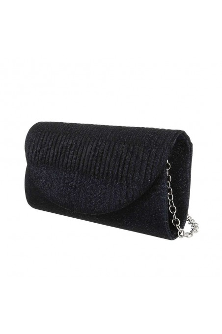 Damen Clutch - D.blue