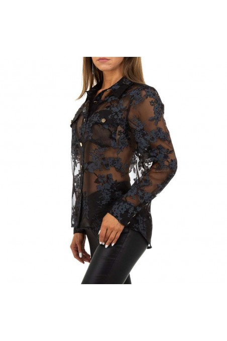 Damen Bluse von Drole de Copine - black