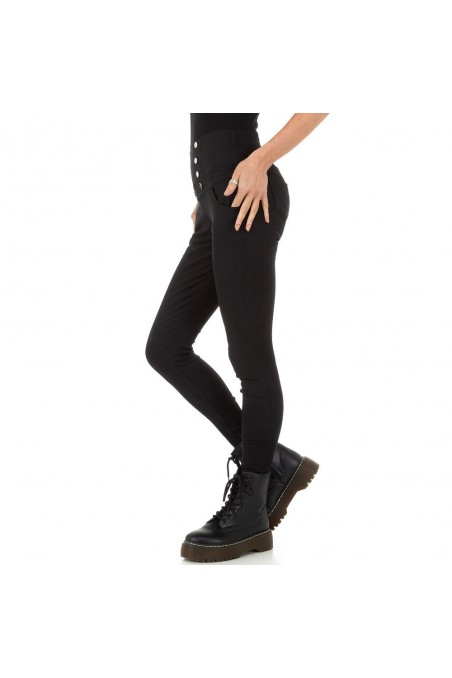 Damen Hose von Holala Fashion - black