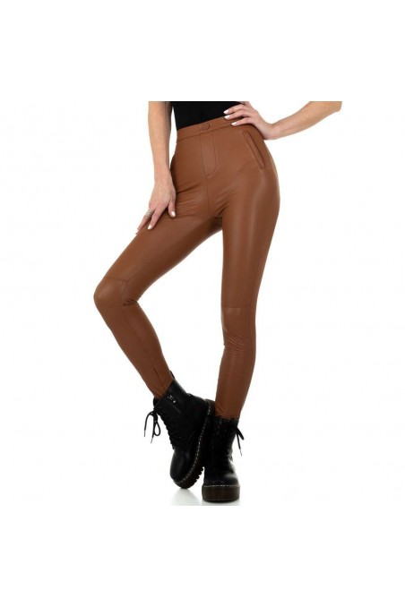 Damen Hose von Daysie - brown