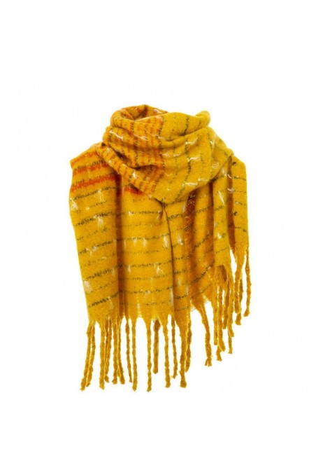 Damen Schal von Holala Gr. One Size - yellow