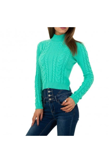 Damen Pullover von Shako White Icy Gr. One Size - L.green