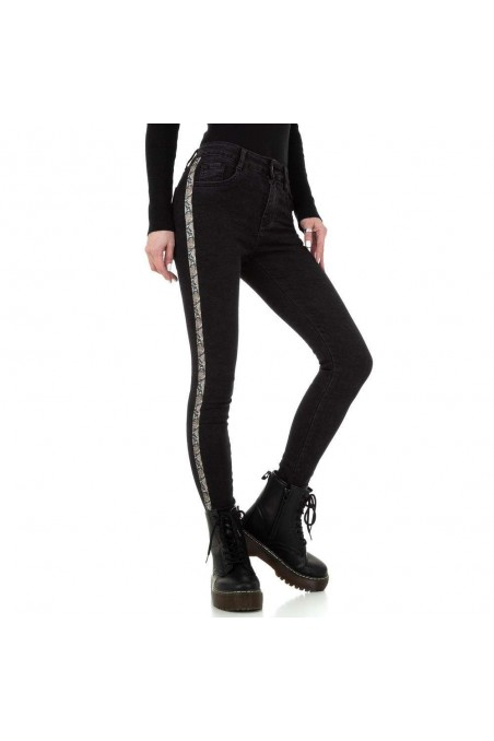 Damen Skinny Jeans von Redial Denim Paris - black