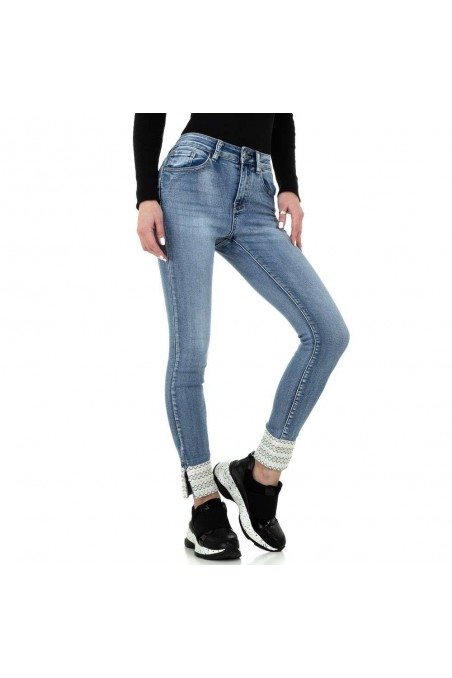 Damen Skinny Jeans von Redial Denim Paris - blue