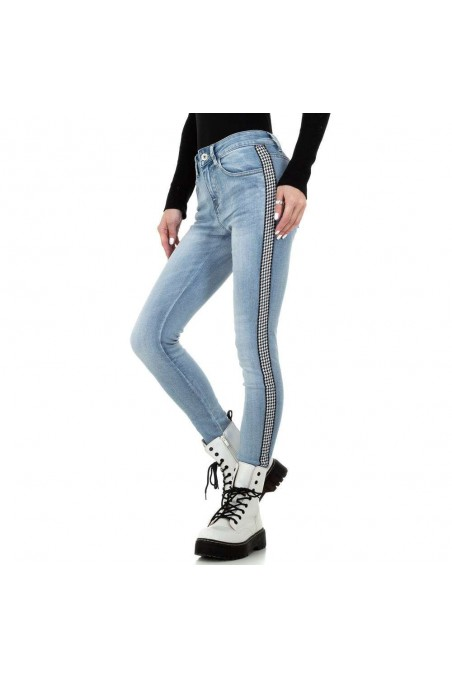 Damen Skinny Jeans von Redial Denim Paris - L.blue