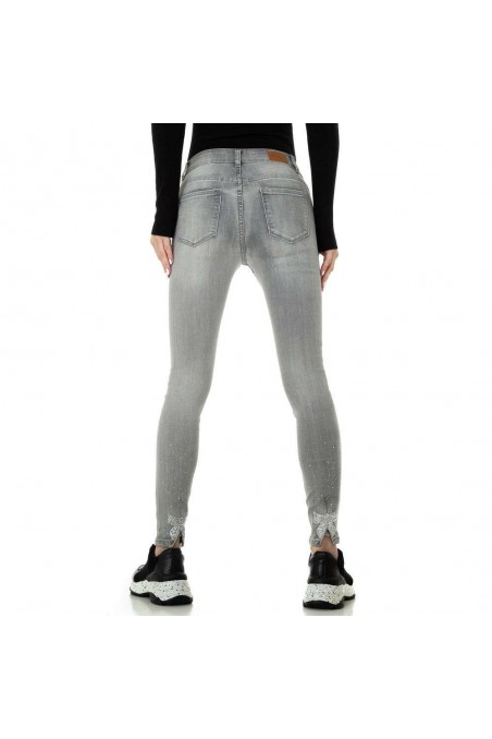 Damen Skinny Jeans von Redial Denim Paris - grey