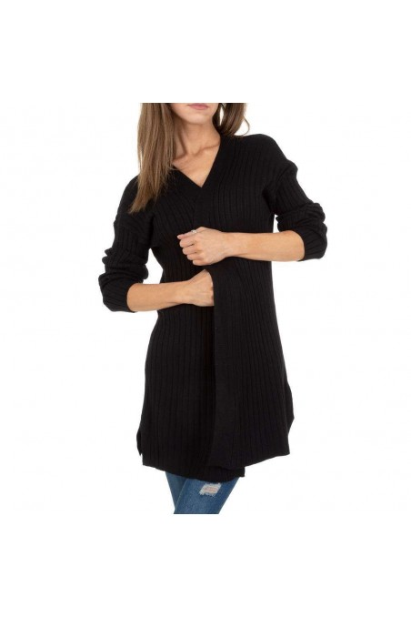 Damen Cardigan von JCL Gr. One Size - black