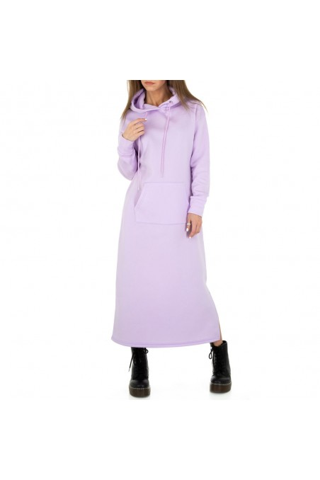 Damen Maxikleid von Emma&Ashley Design - purple