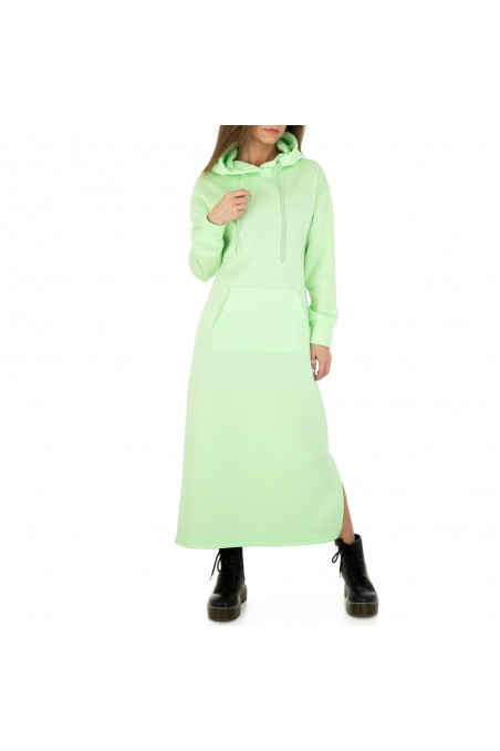 Damen Maxikleid von Emma&Ashley Design - green