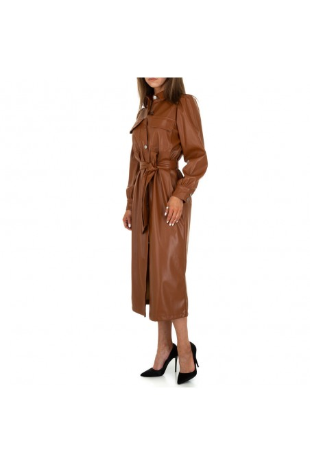 Damen Cocktail- & Partykleid von SHK Paris - brown