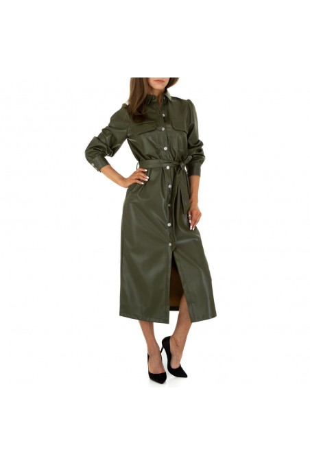 Damen Cocktail- & Partykleid von SHK Paris - khaki